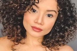 Amazing Curly Hairstyles for Girls in 2019