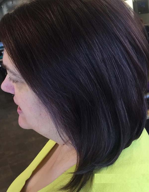 Angled Bob Haircuts for Women 2019