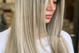 Attractive Balayage Hair Colors for Sleek Straight Hair in 2019