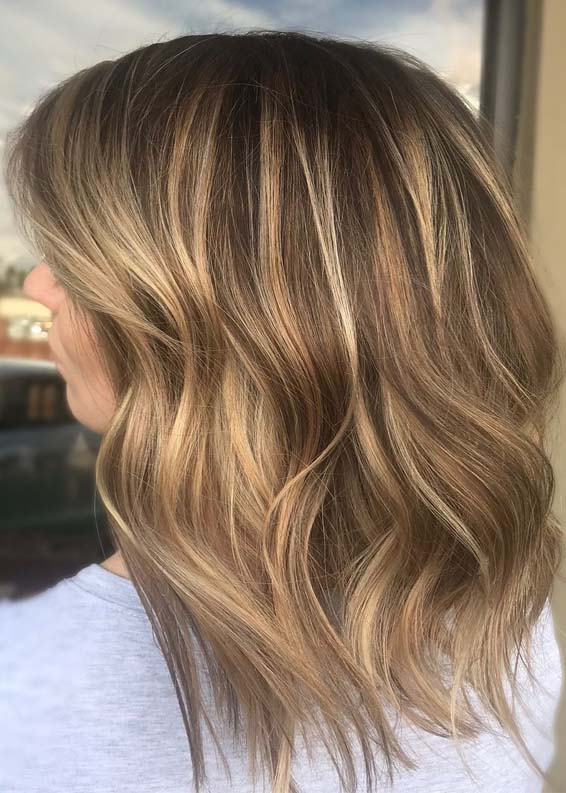 Stunning Balayage Blonde Hair Color Tones To Try In 2019