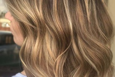 Balayage Blonde Hair Color Tones in 2019