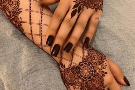 Cutest Mehndi Henna Designs in 2019