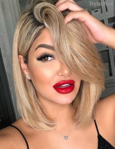 Elegant Short Haircut Styles for Modern Girls In 2019