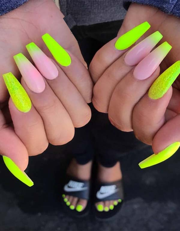 Fantastic Ideas Of Long Nail Designs in 2019
