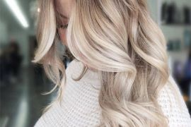 Gorgeous Blonde Hairstyles Trend To try out Right Now