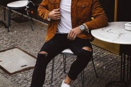 Latest & Most Popular Men's Fashion Ideas In 2019