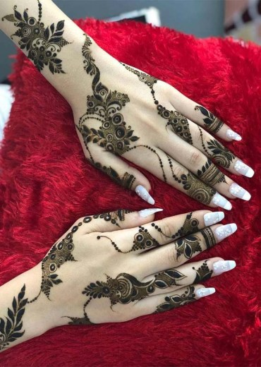 Most Beautiful Mehndi Designs in 2019
