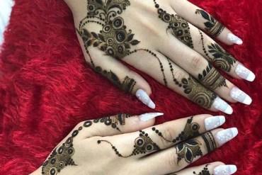 Most Beautiful Mehndi Designs in 2019