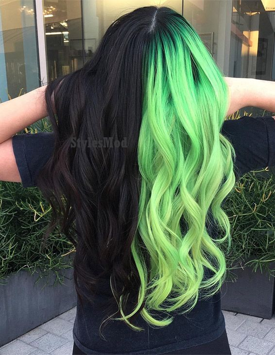 Perfect Hair Color Combinations & Styles In 2019