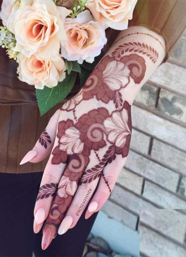 Adorable Mehndi Designs You Need to Follow in 2019