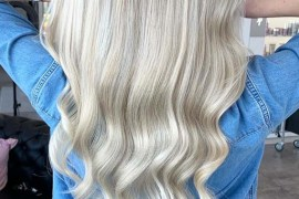 Ash Blonde Balayage Hair Colors & Hairstyles for 2019