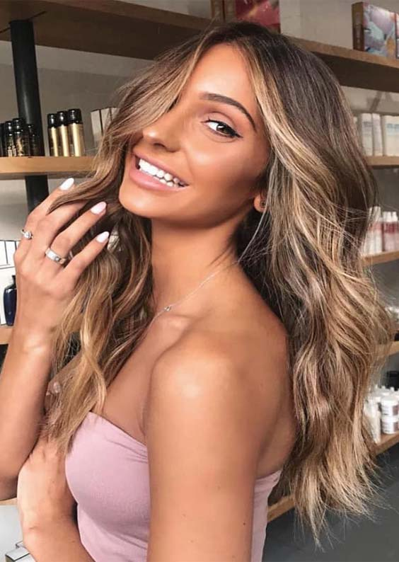 Best of Balayage Hair Colors & Hairstyles for 2019