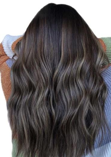 Chocolate Brown Hair Colors & Styles in 2019