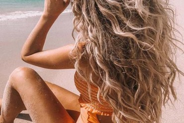 Lovely Beach Hairstyles for Summer Season for 2019