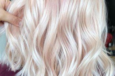Peachy Keen Hair Color Ideas & Style In 2019