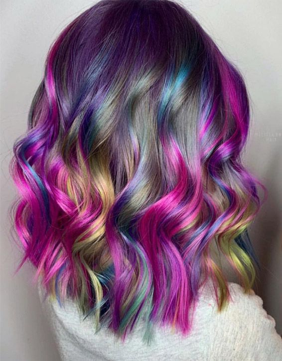 Best Ever Hair Color Ideas & Highlights for 2019