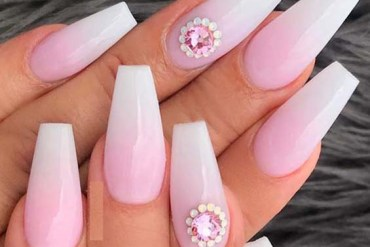 Classic French Ombre Nail Designs for 2019