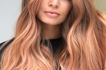 Coolest Strawberry Blonde Hair Color Shades in 2019