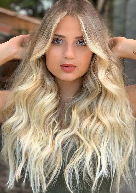 Cutest Long Blonde Hairstyles & Hair Color Ideas for 2019 ...