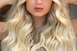 Cutest Long Blonde Hairstyles & Hair Color Ideas for 2019
