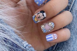 Fantastic Nail Designs for This Season