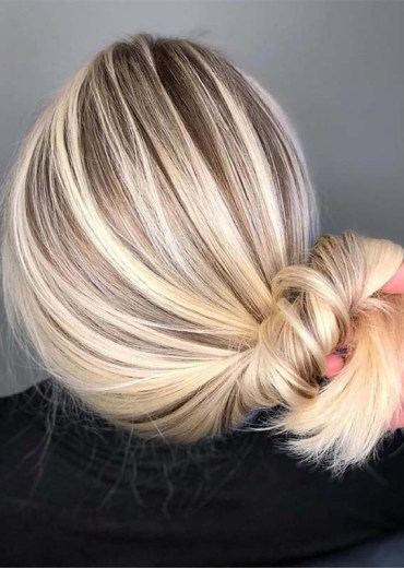 Fresh Blonde Hairs Collection in 2019