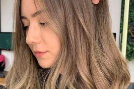 Fresh Look of Ombre Hair Color Ideas for Medium Hair