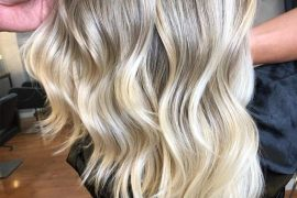 Perfect Baby Blonde Hairstyles for 2019