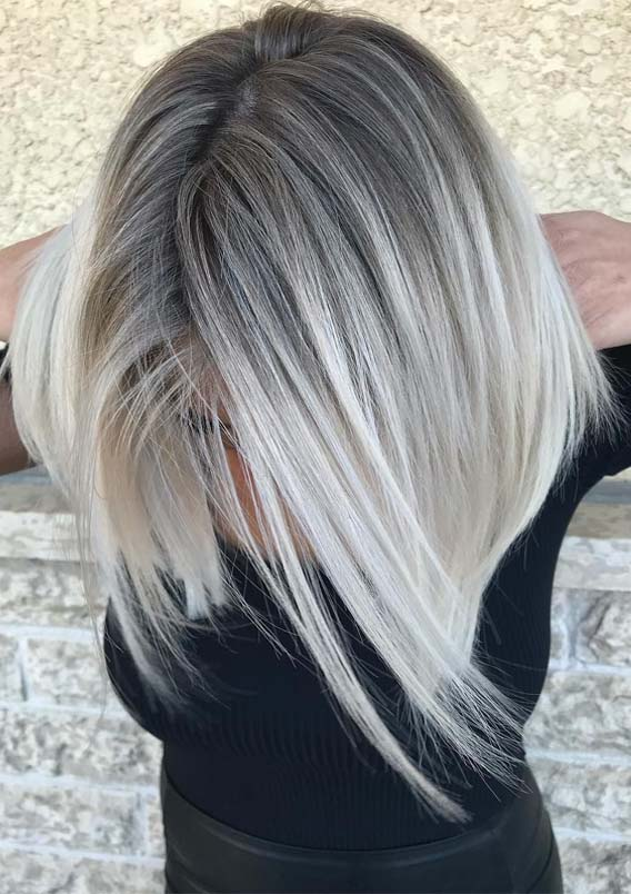 Seamless Blends Of Balayage Highlights for 2019