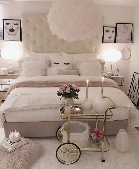 Stylish Bedroom Decoration Ideas & Designs for 2019
