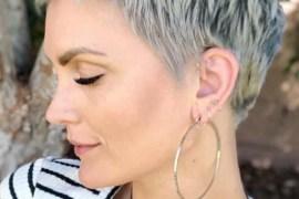 Undercut Short Pixie Haircuts in 2019