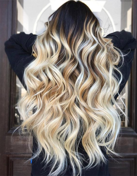 Elegant Balayage Hair Color Ideas You've Never Seen