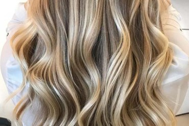 Shining Balayage Hair Colors Highlights for 2019