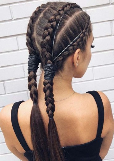 Stunning Ponytail Hairstyles for 2019