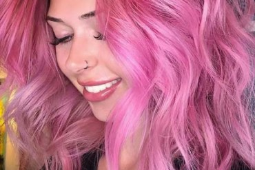 Stunning Shades Of Purple Hair Colors to Follow in 2019