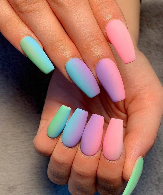 Super Cute Nail Designs & Looks for 2019