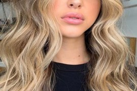 Perfect Balayage Colored Waves Hairstyles for 2019