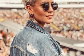 Perfect Short Hair Ideas for Celebrity Girls