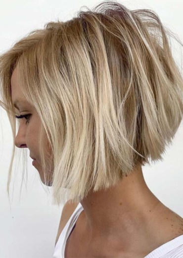 Sensational Bob Haircuts for Short Hair in 2019