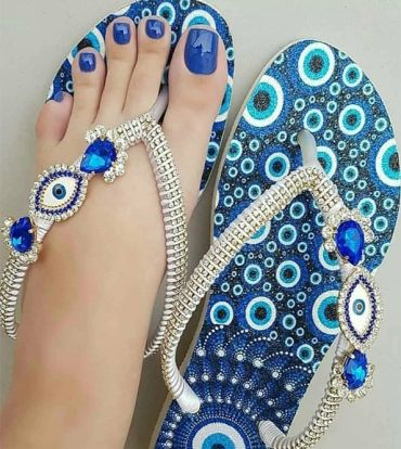 The Best 2019 Blue Nails for Your Foot Finger