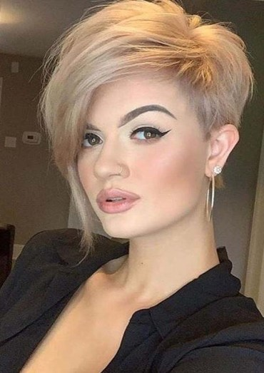 Amazing Ideas Of Short Haircuts for Women 2019