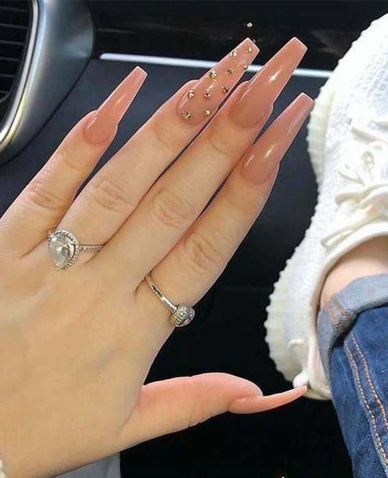 Beautiful Nail Designs for Long Nail In 2019