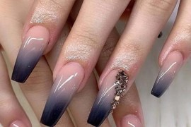 Fantastic Long Nail Designs for Women in 2019