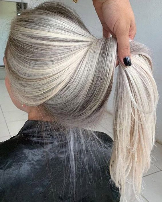 Lovely Blonde Hair Color Ideas & Style to Wear Now