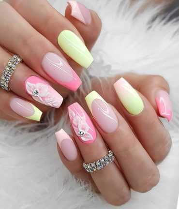 Ultra Pretty Nail Designs for Today In 2019