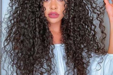 Awesome Long Curly Hairtyles for the year of 2019