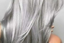 Awesome Silver Hair Color Shades You Must Follow in this year