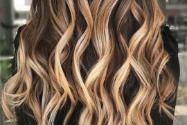 Dimensional Balayage Hair Colors Highlights in Year 2019