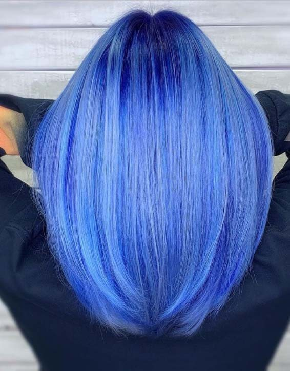 Graceful & Stylish Hair Color Ideas In 2019