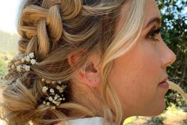 Braided Updo Hairstyles Ideas to Show Off in 2019